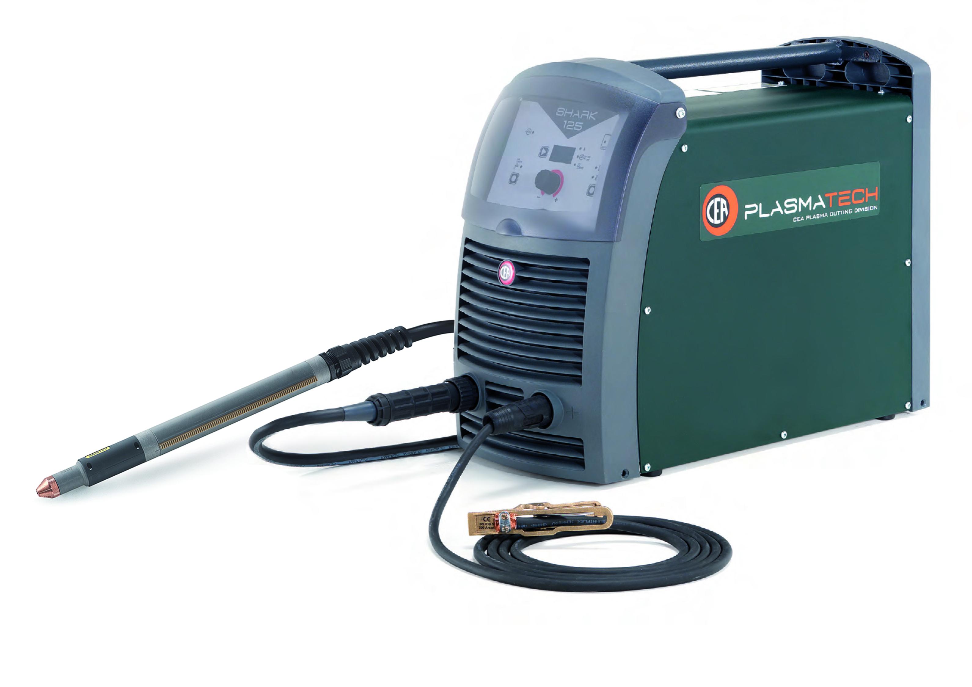 taglio plasma automatico 120a